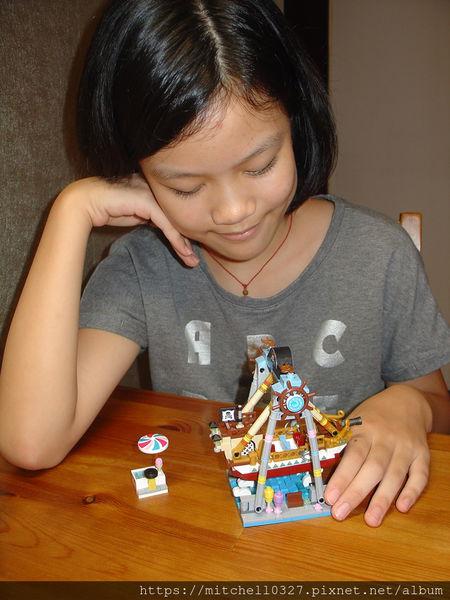 UTmall兒童玩具【LOZ迷你遊樂園/迷你拼裝積木】~拚出聰明全能力!